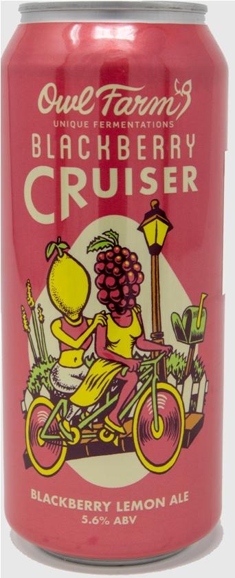 Blackberry Cruiser