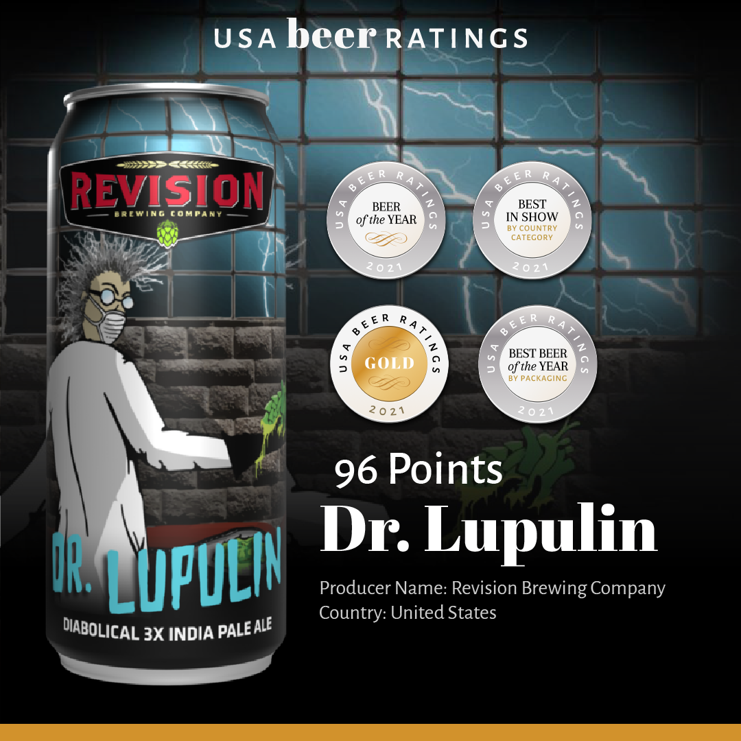Dr. Lupulin Beer of the year