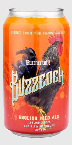 Butcherknife Brewing Co - Buzzcock. - website img