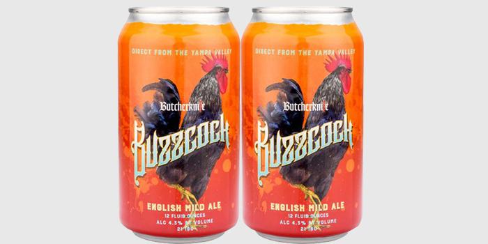 Colorado's Buzzcock by Butcherknife Brewing Co