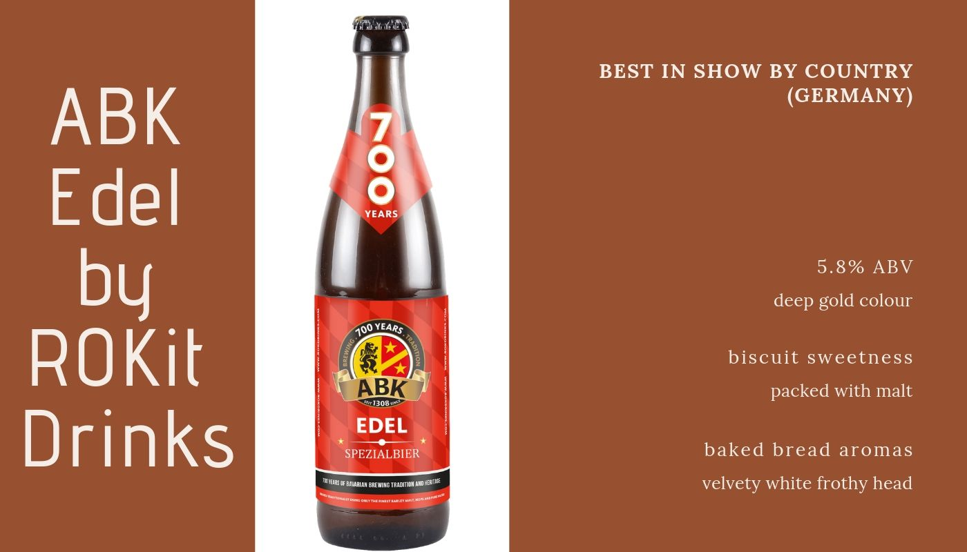2019's Best German Beer