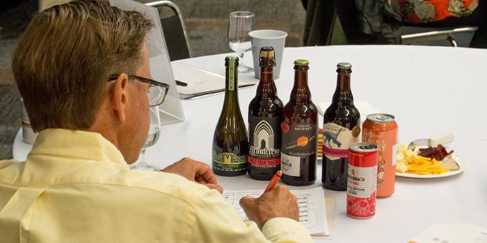 Judging Beers at USA Beer Ratings