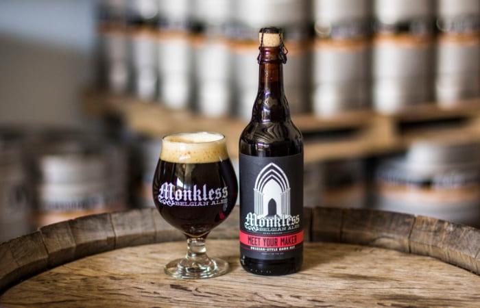 Beer of the Year Monkless Belgian Beers